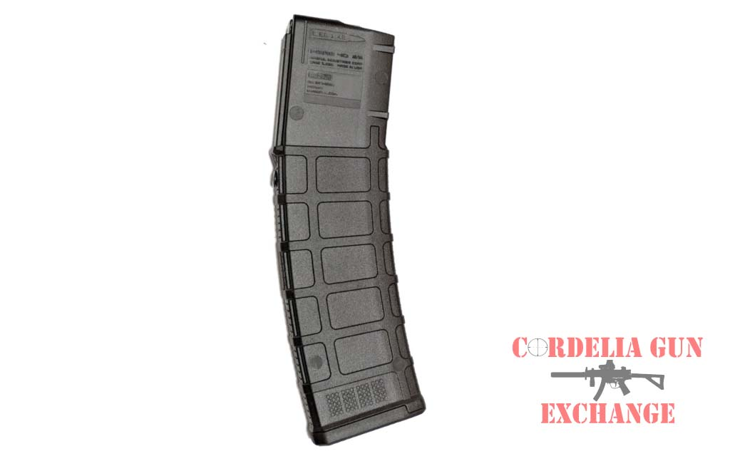 Magpul 10-40 556mm AR15 Magazine. Legal in California, New York, Connecticut, DC, Maryland and Massachusetts! Available from Cordelia Gun Exchange!