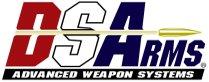 DSA SA58 rifles