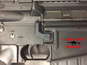 AR Maglock for AR15 M4 Rifles