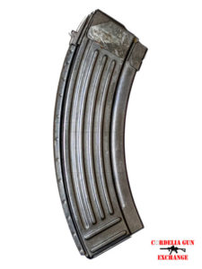 Bulgarian Steel AK47 10-30 762x39mm Magazine. Legal in California, New York, Connecticut, DC, Maryland and Massachusetts!