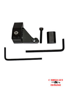 Cross Armory Safe MAG AR15 M4 MAG Lock System.