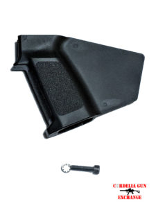 Strike Industries Simple Featureless AK-47 Fin Grip. Make your AK-47 style rifle legal in California!