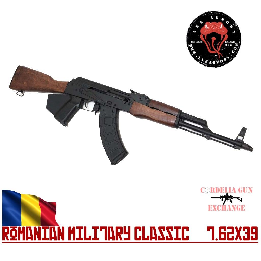 Lee Armory Romanian Military Classic AK47 762x39