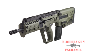 IWI TAVOR X95 5.56 OD GREEN RIFLE