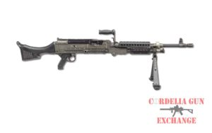 M240B 308WIN BELT FED BLACK RIFLE - CA / FREE STATES - Cordelia Gun Exchange