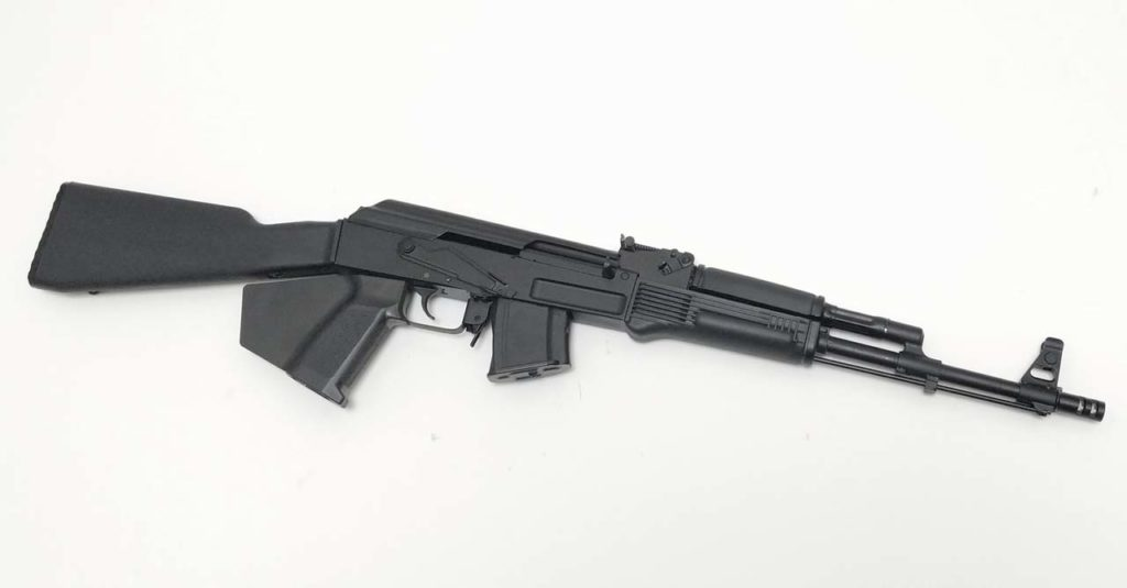 Each Arsenal SAM7R 7.62x39 AK47 receiver is milled from a hot-die hammer forged receiver blank by Arsenal, Bulgaria. Available in California from Cordelia Gun Exchange!