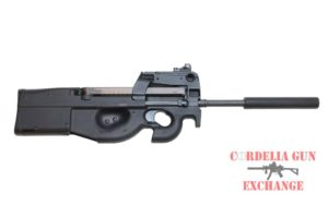 California Compliant FN PS90 5.7x28MM BLACK RIFLE. Available from Cordelia Gun Exchange.