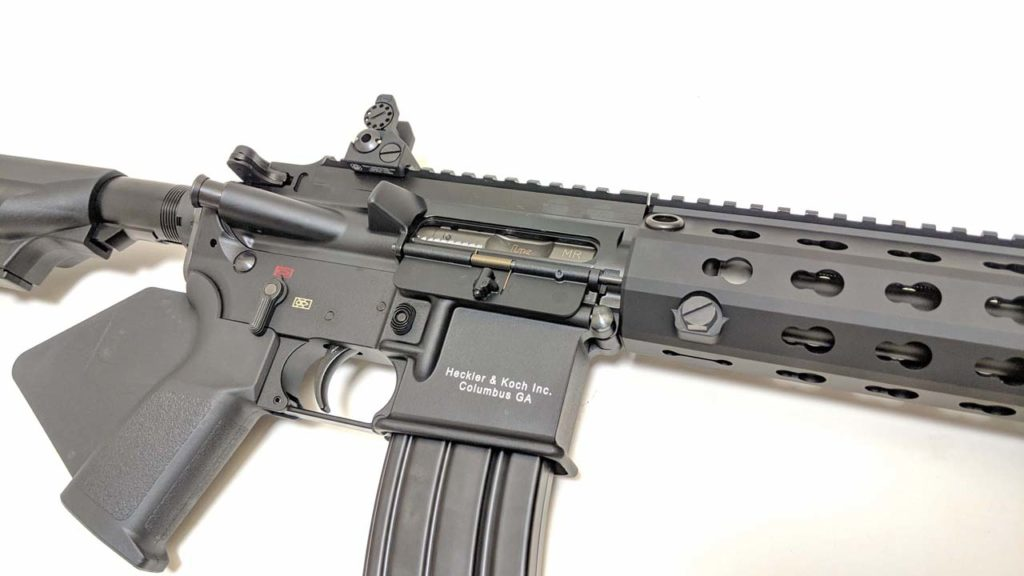 HK MR556A1 556MM HK416 RIFLE