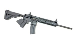 HK MR556A1 556MM HK416 RIFLE 5.56mm NATO 223REM. Available in California from Cordelia Gun Exchange!