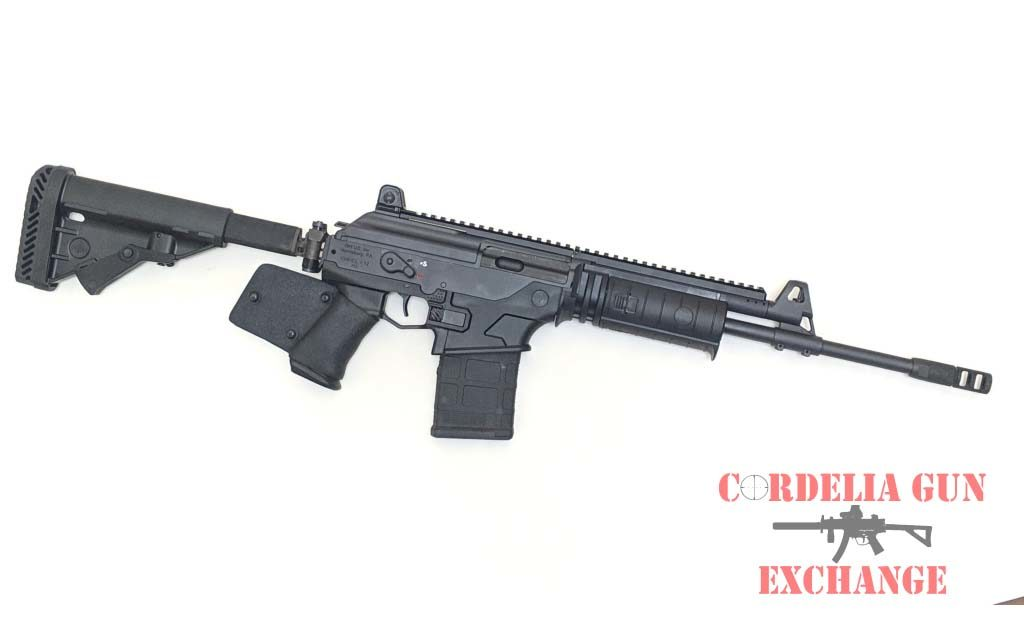 The IWI Galil ACE 762mm NATO 308WIN rifle is available in California from Cordelia Gun Exchange!