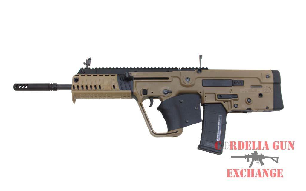 IWI Tavor X95 FDE 556mm 18
