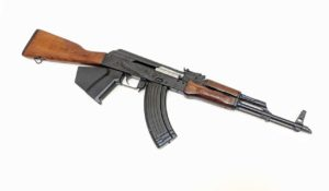 California Legal Lee Armory Polish AK47 7.62x39 1960's-1970's Rifle! Available from Cordelia Gun Exchange!