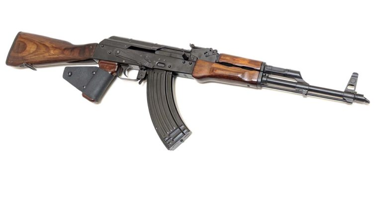 California Legal Lee Armory Russian IZHMASH AK47 7.62x39 rifle with Cold Hammer Forged Barrel! Available from Cordelia Gun Exchange.