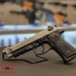 Beretta Official M9A1 Frame 92 Brigadier Inox Slide – Cordelia Gun Exchange