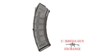 Magpul AK47 10-30 PMAG GEN3 762x39mm. Blocked to a 10 Round magazine. Legal in California, New York, Connecticut, DC, Maryland and Massachusetts!