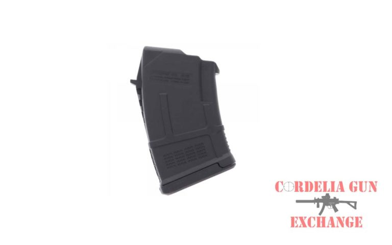 The Magpul AK47 762x39mm 10-Round Magazine is legal in California, New York, Connecticut, DC, Maryland and Massachusetts! Available from Cordelia Gun Exchange!