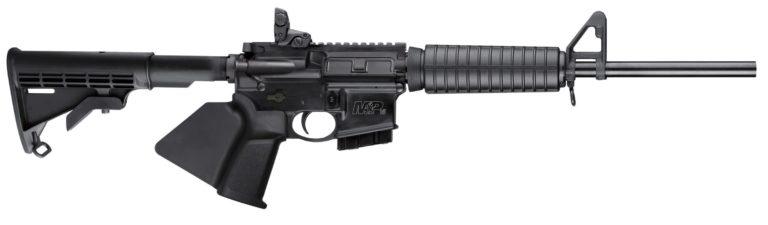 S&W Featureless M&P 15 Sport II Rifle