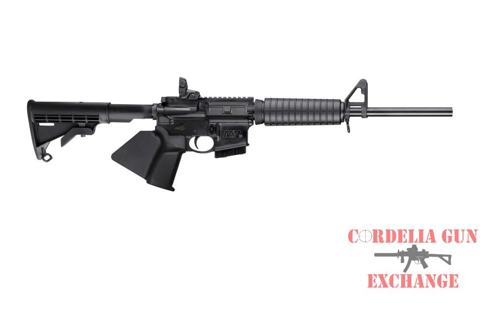 california legal Featureless M&P 15 Sport