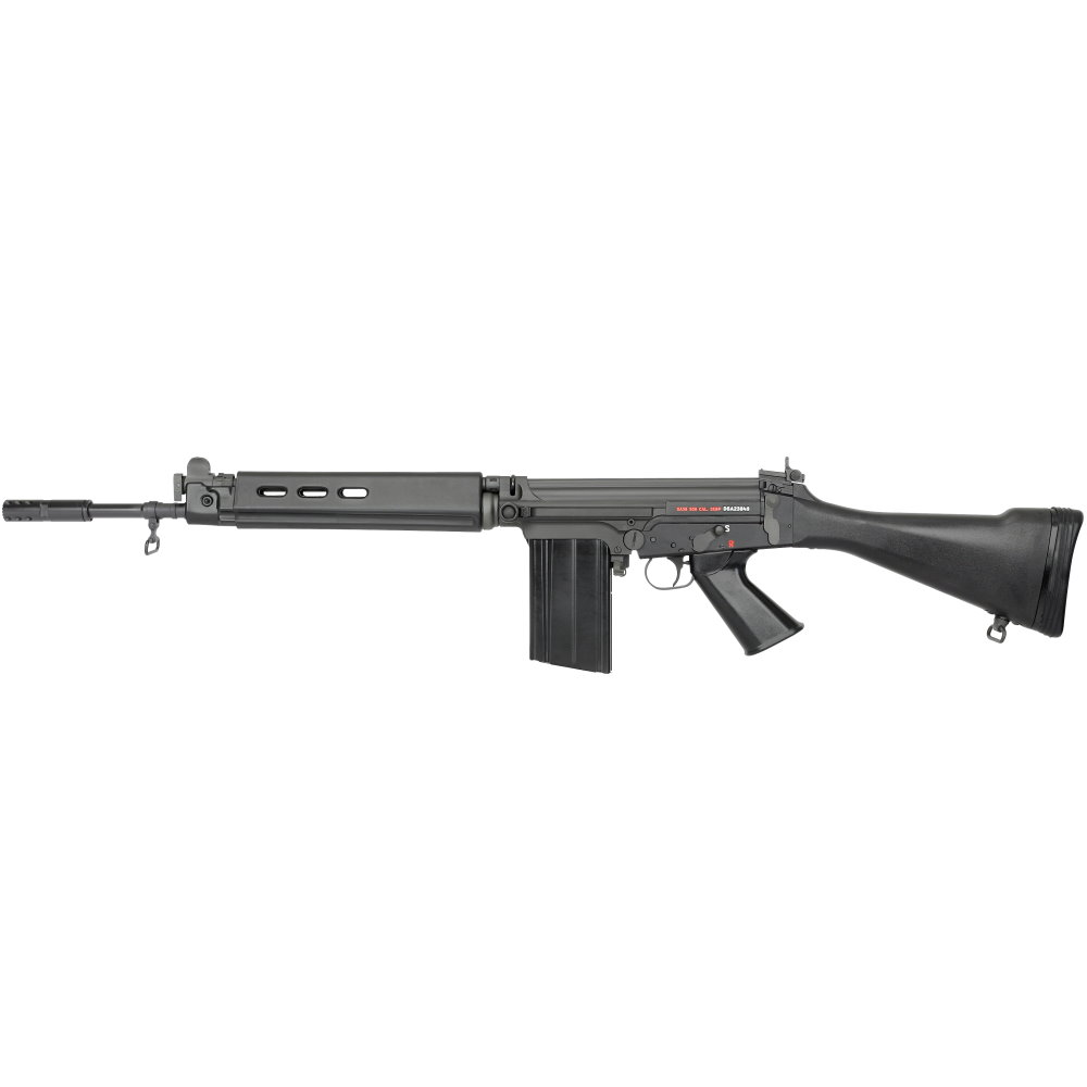 "The DSA SA58 FAL Traditional 18"" CA compliant .308WIN / 7.62 NATO exceed the quality of any FAL type rifle ever produced. DSA specializes in manufacturing FAL rifles."