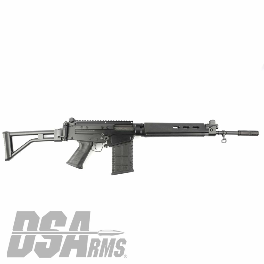 DSA SA58 FAL 18 Inch Range Ready Traditional PARA Carbine .308WIN for California! DSA specializes in manufacturing and modernization of systems!
