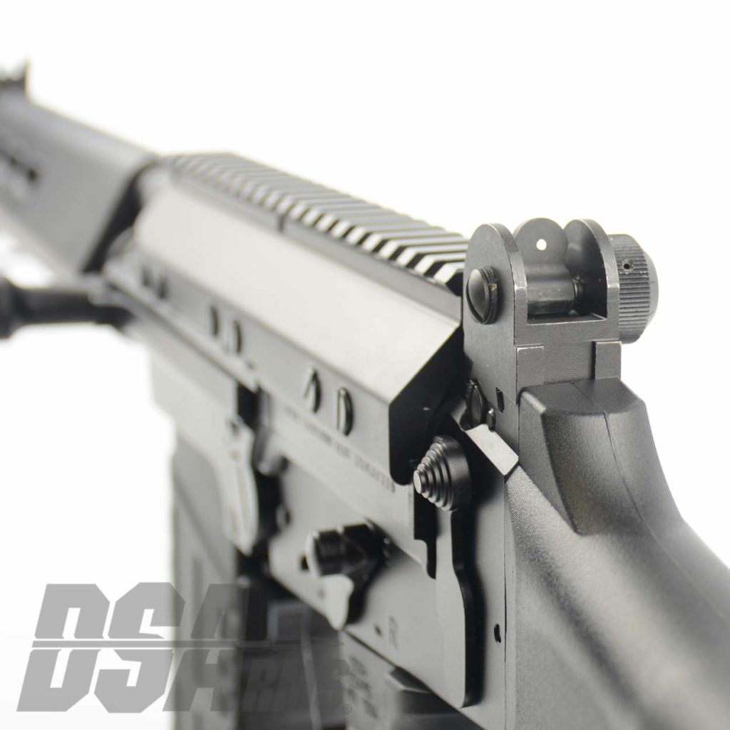 The DSA SA58 FAL 21 Inch Range Ready Traditional Full Size 308WIN rifle is California Legal, and includes a featureless grip-wrap and 10/20 Magazine!