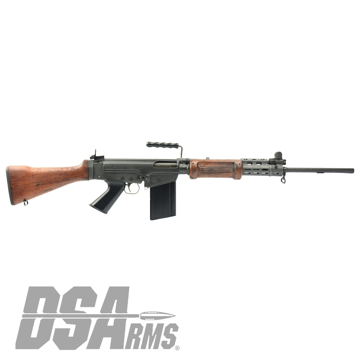 DSA SA58 FAL Israeli Soldier Grade 21
