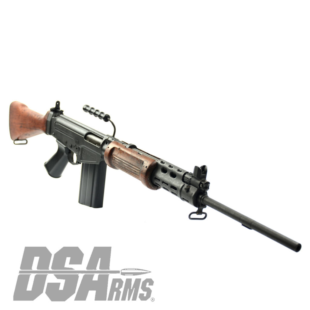 The DSA SA58 FAL Israeli Soldier Grade California compliant .308 Hebrew War Hammer Rifle exceeds the quality of any FAL rifle produced for California!