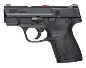 The California legal S&W M&P Shield 9mm CA compliant pistol is available at a great price from Cordelia Gun Exchange!