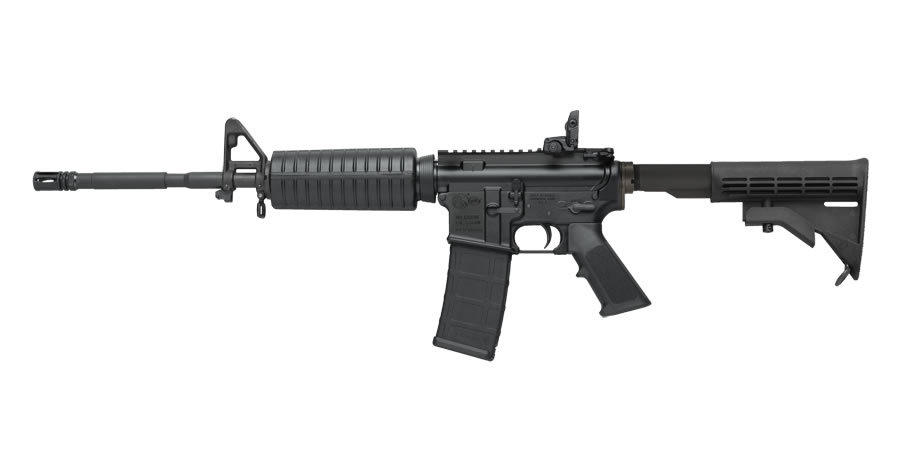 The Colt AR15 M4 Carbine is a modernized, pro-quality Modern Sporting Rifle based on Colt's legendary M4A1 platform.