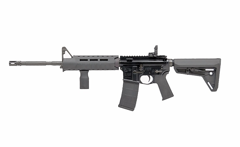 Colt AR15 M4 Magpul BLK! The Colt AR15 M4 Magpul BLK Patrol Carbine is a modernized, pro-quality Modern Sporting Rifle based on Colt's legendary M4 platform.