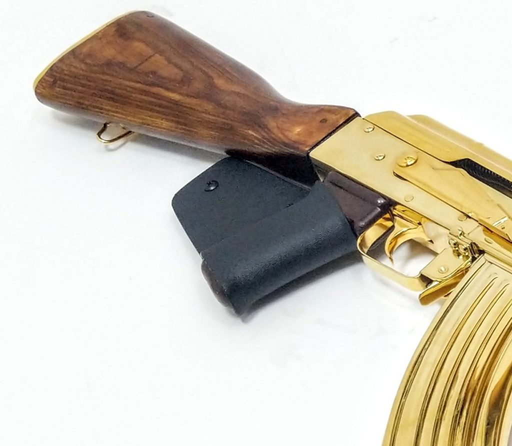 24K Gold Plated Russian AK47 7.62x39 rifle!