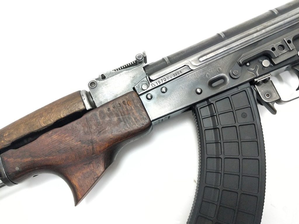 Lee Armory Romanian BFPU AK47 762x39 Rifle Melding old world look and feel with top notch construction, the Lee Armory Romanian BFPU AK47 is must for any AK collector! Get yours today!!