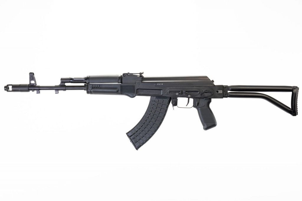 Arsenal SAM7SF-84E 7.62x39 AK47 black rifle Arsenal, Inc., the premier American importer and manufacturer of semi-auto rifles, is proud to offer to American shooters the Bulgarian-made Arsenal SAM7SF-84E. This 7.62x39 caliber rifle combines authentic, high-quality features rarely seen in the American market.