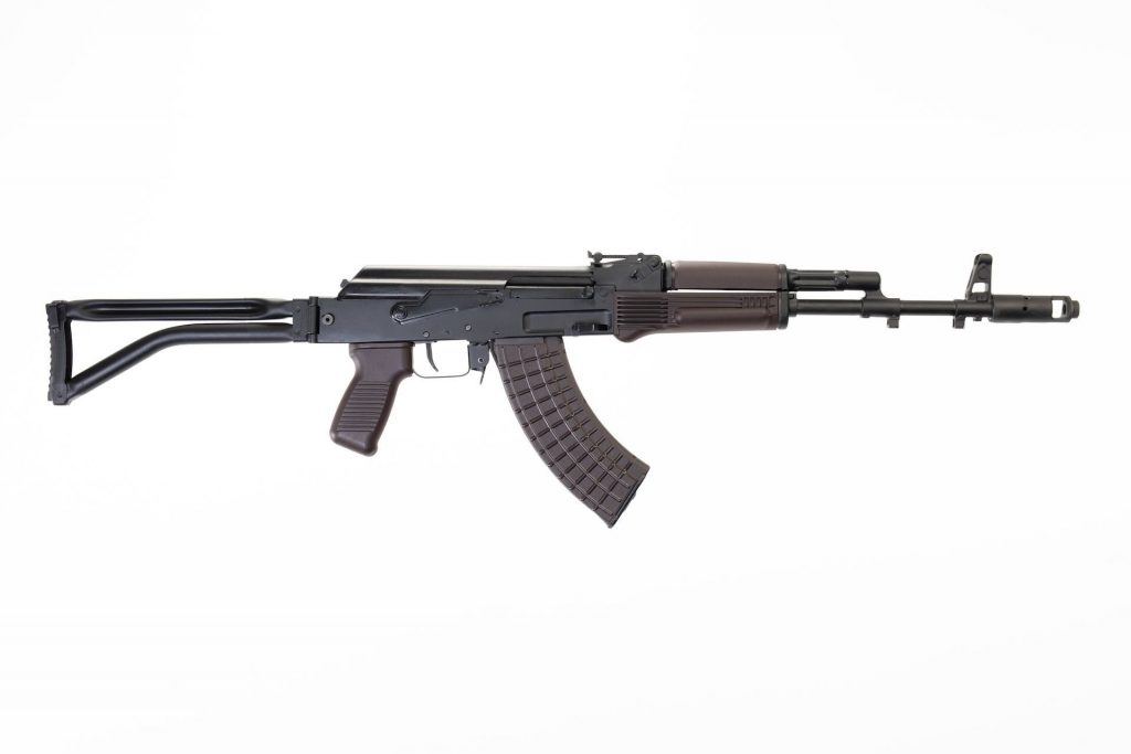Arsenal SAM7SF-84E 7.62x39 AK47 plum rifle Arsenal, Inc., the premier American importer and manufacturer of semi-auto rifles, is proud to offer to American shooters the Bulgarian-made Arsenal SAM7SF-84E. This 7.62x39 caliber rifle combines authentic, high-quality features rarely seen in the American market.