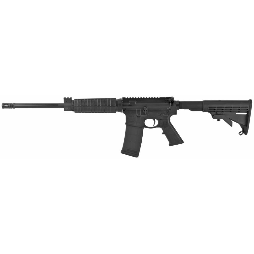 The Smith & Wesson M&P 15 Sport II Optics Ready! For those of us who just can not part with our pistol grips and collapsing stocks, a break action M&P 15 Sport II is the way to go!